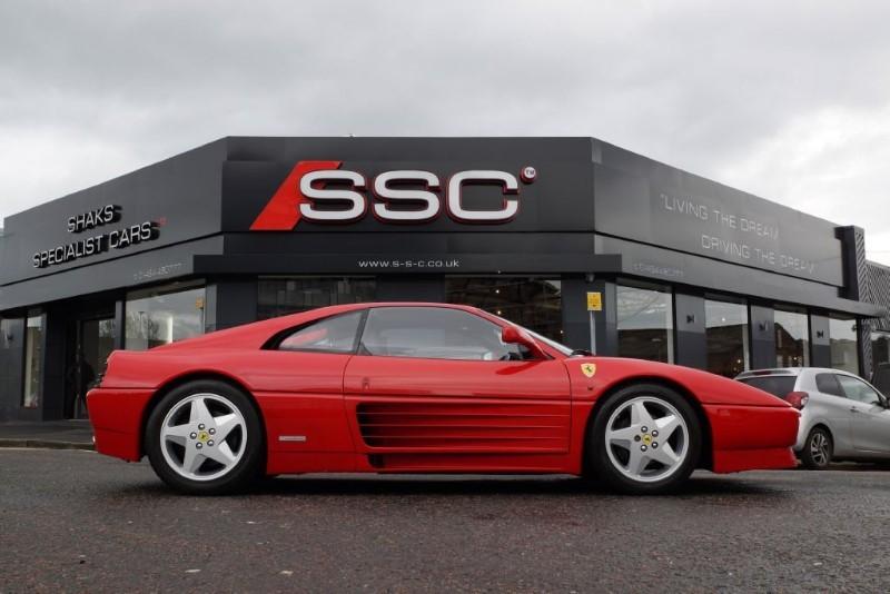 used Ferrari 348 3.4 TB in yorkshire