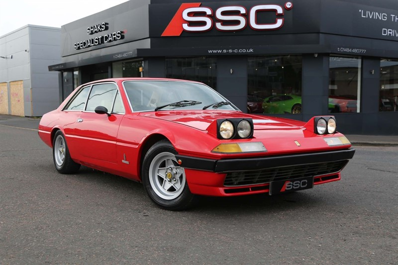 used Ferrari 400 GT in huddersfield-west-yorkshire