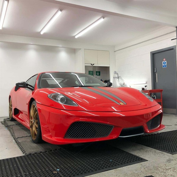 used Ferrari 430 Scuderia 2dr in huddersfield-west-yorkshire