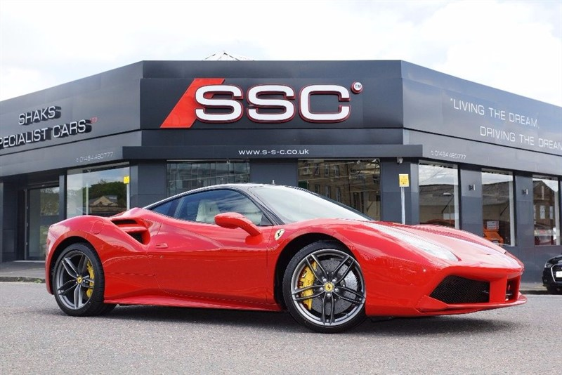 Ferrari 488 for sale