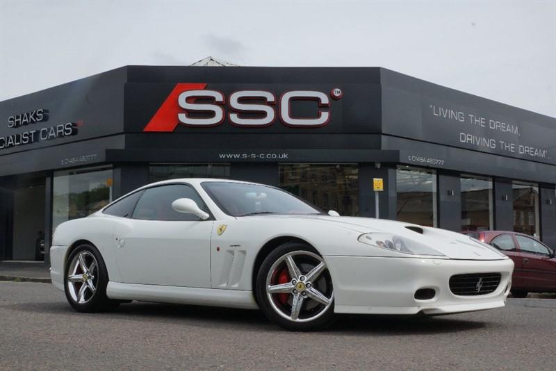 used Ferrari 575M 5.8 Maranello F1 2dr in huddersfield-west-yorkshire