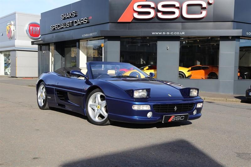used Ferrari F355 Spider in huddersfield-west-yorkshire
