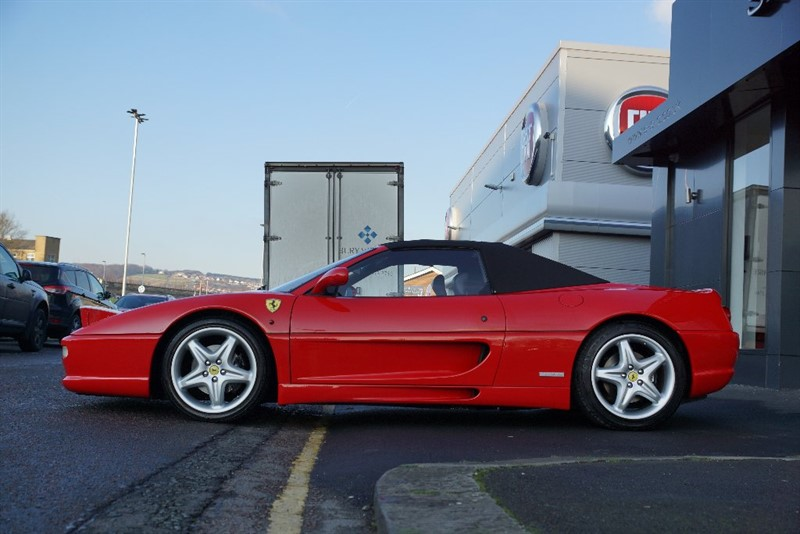 Used Red Ferrari F355 For Sale West Yorkshire
