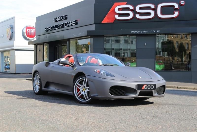 used Ferrari F430 F1 2dr in huddersfield-west-yorkshire