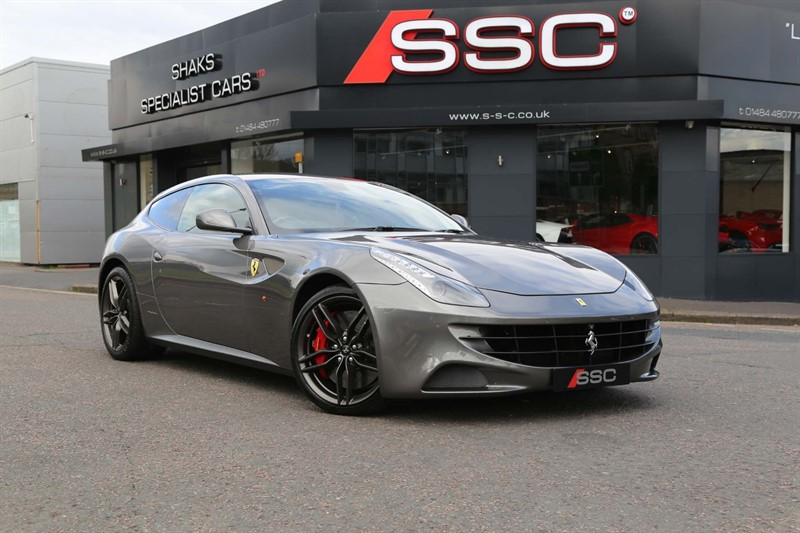 used Ferrari FF Auto Seq 3dr in huddersfield-west-yorkshire