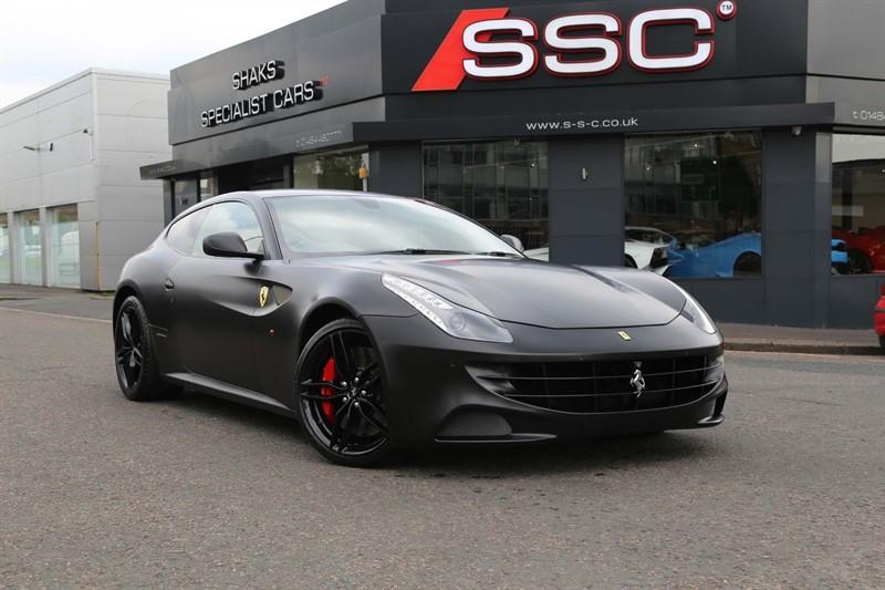 used Ferrari FF Auto Seq 3dr in huddersfield-west-yorkshire