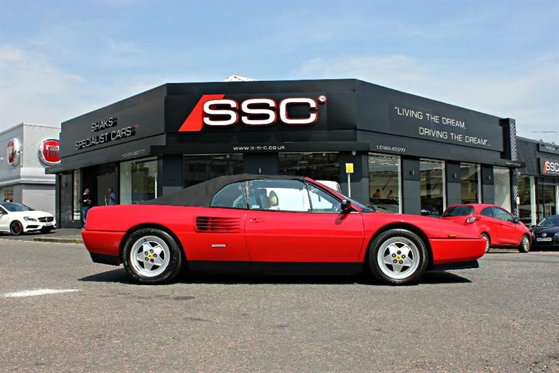 used Ferrari Mondial t 2dr in yorkshire