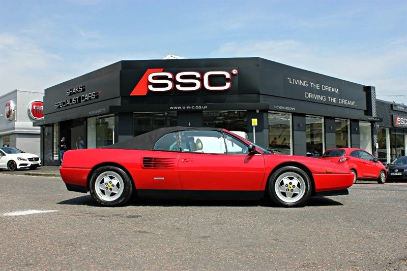 used Ferrari Mondial 3.4 t 2dr in huddersfield-west-yorkshire