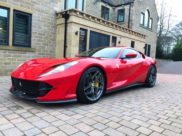 used Ferrari  812 Superfast V12 F1 DCT (s/s) 2dr in huddersfield-west-yorkshire