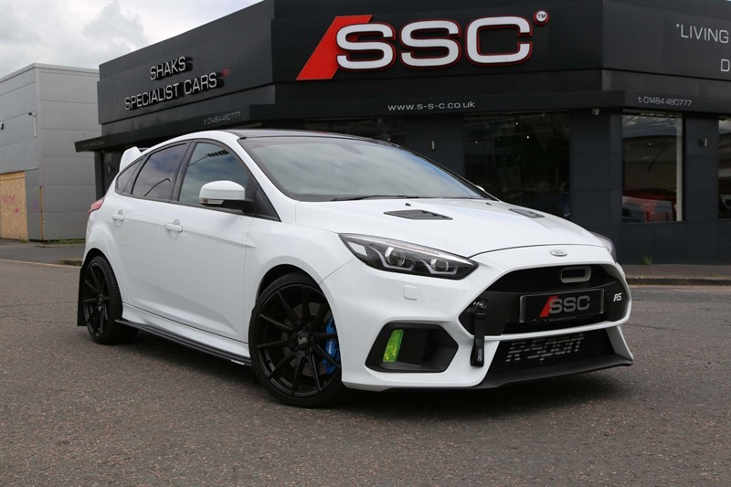 used Ford Focus 2.3T EcoBoost RS AWD (s/s) in huddersfield-west-yorkshire