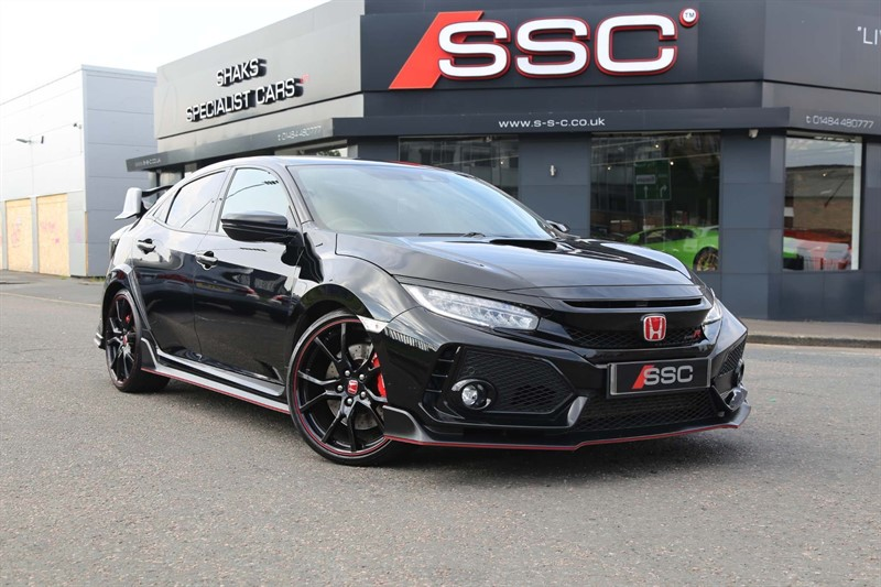 used Honda Civic Type R GT (s/s) in huddersfield-west-yorkshire