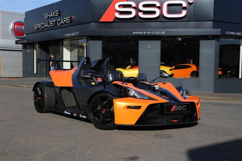 used KTM X-Bow  in yorkshire