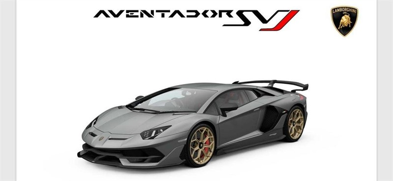 used Lamborghini Aventador V12 Superveloce Jota 4WD 2dr in huddersfield-west-yorkshire