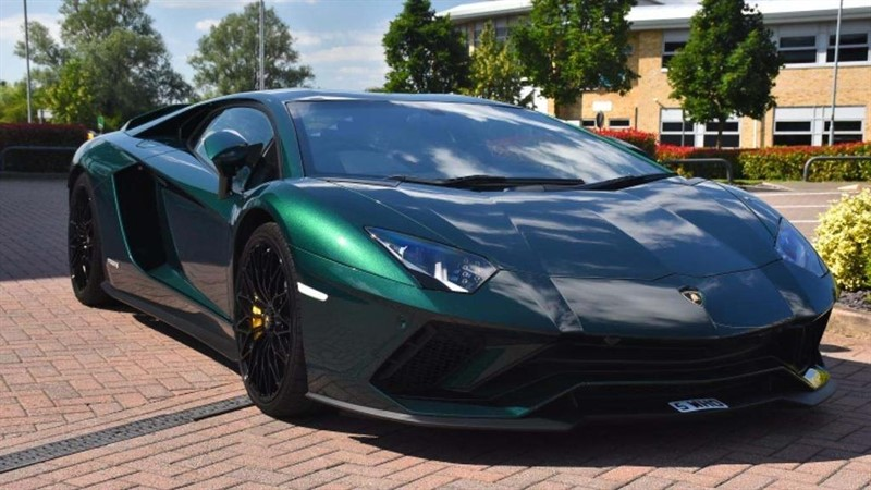 used Lamborghini Aventador V12 S ISR 4WD 2dr in huddersfield-west-yorkshire