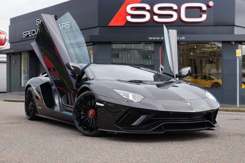 used Lamborghini Aventador V12 S 4WD 2dr in huddersfield-west-yorkshire