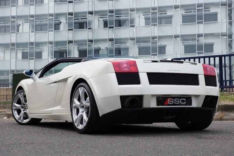 Used White Lamborghini Gallardo For Sale