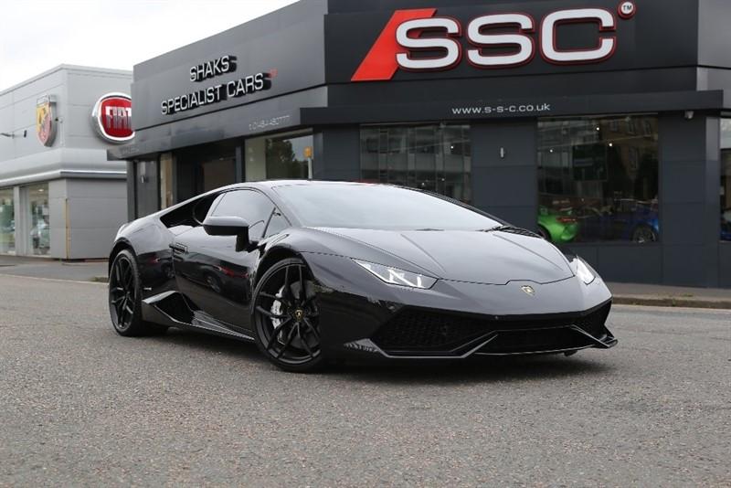 used Lamborghini Huracan LP 610-4 Auto Seq 4WD 2dr in huddersfield-west-yorkshire