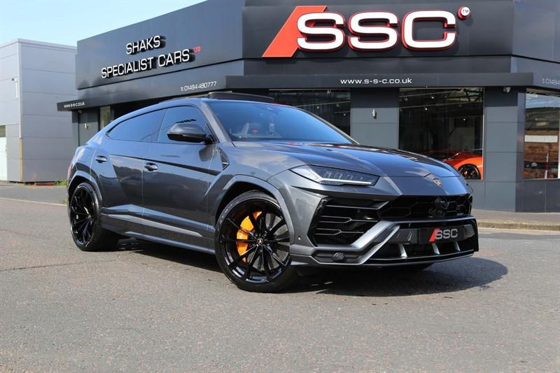used Lamborghini Urus V8 BiTurbo Auto 4WD 5dr in huddersfield-west-yorkshire