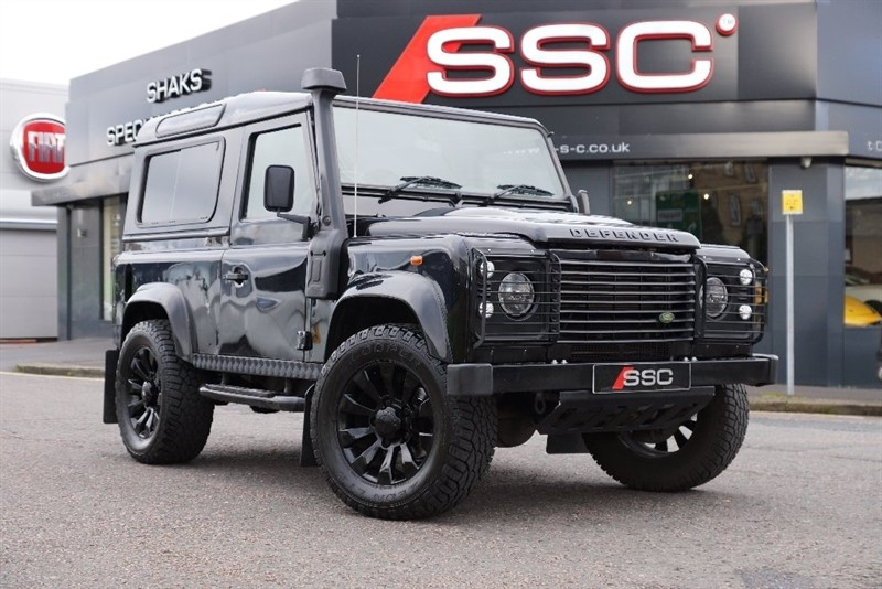 used Land Rover Defender 90 TDi County 4X4 3dr in yorkshire