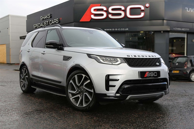 used Land Rover Discovery Si4 HSE Auto 4WD (s/s) in huddersfield-west-yorkshire