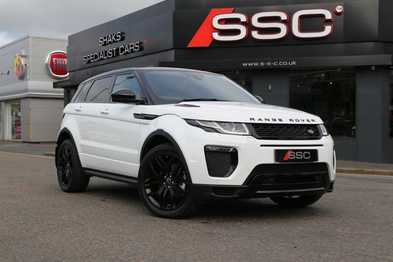 used Land Rover Range Rover Evoque TD4 HSE Dynamic AWD (s/s) 5dr in huddersfield-west-yorkshire