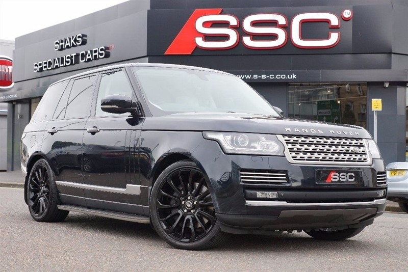 used Land Rover Range Rover 4.4 SD V8 Autobiography 4x4 5dr in yorkshire