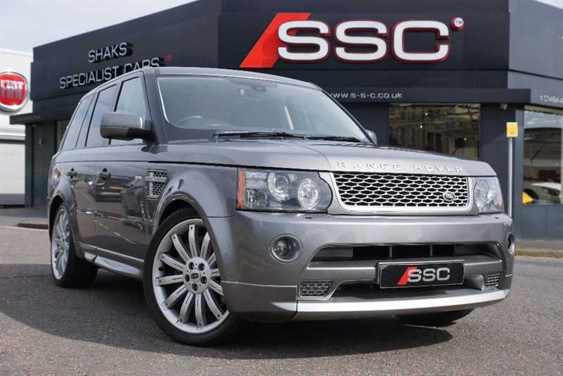 used Land Rover Range Rover Sport Autobiography Sport 5dr 4WD in yorkshire