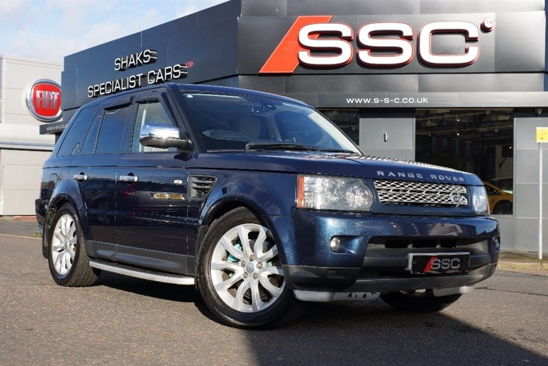used Land Rover Range Rover Sport TD V6 HSE 5dr in yorkshire