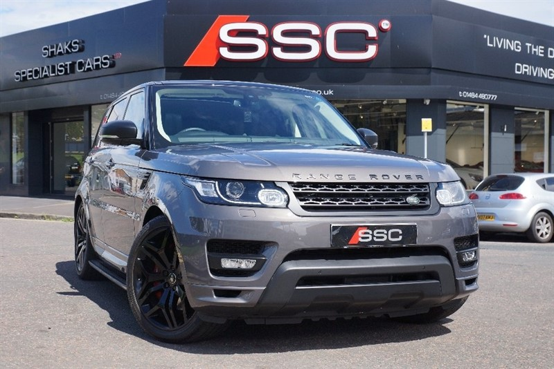 used Land Rover Range Rover Sport SD V6 Autobiography Dynamic 4X4 (s/s) 5dr in yorkshire