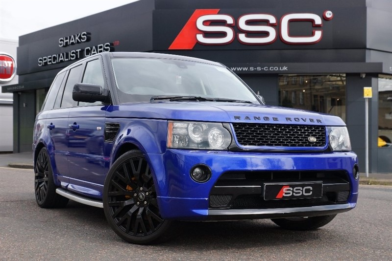 used Land Rover Range Rover Sport TD HSE 5dr in yorkshire