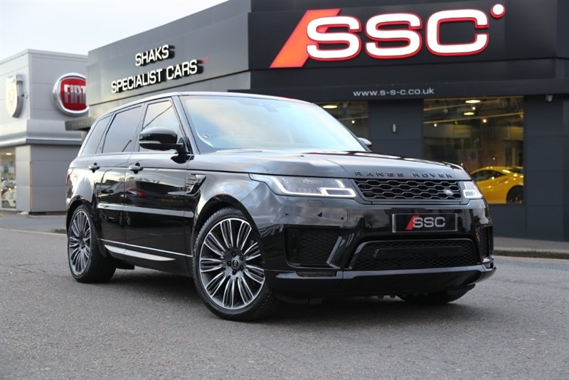 used Land Rover Range Rover Sport SD V6 Autobiography Dynamic CommandShift 2 AWD (s/s) 5dr in huddersfield-west-yorkshire