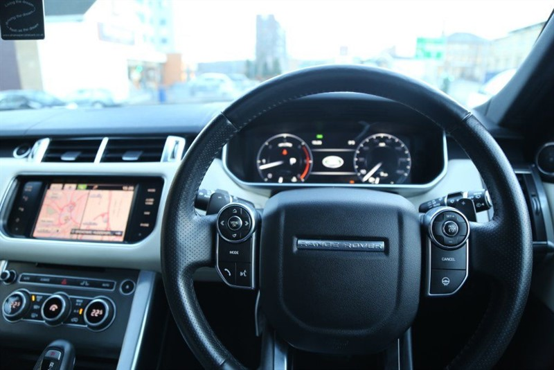 Used Black Land Rover Range Rover Sport For Sale West
