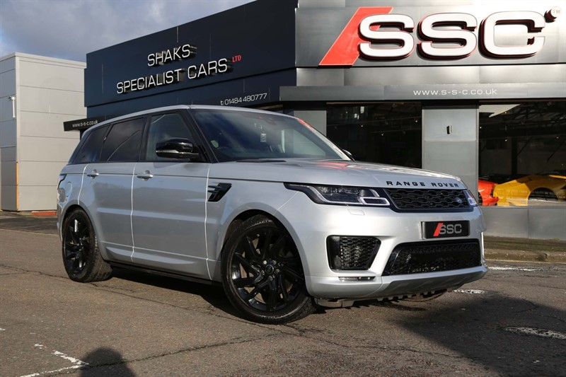 used Land Rover Range Rover Sport SD V6 HSE Dynamic Auto 4WD (s/s) 5dr in huddersfield-west-yorkshire