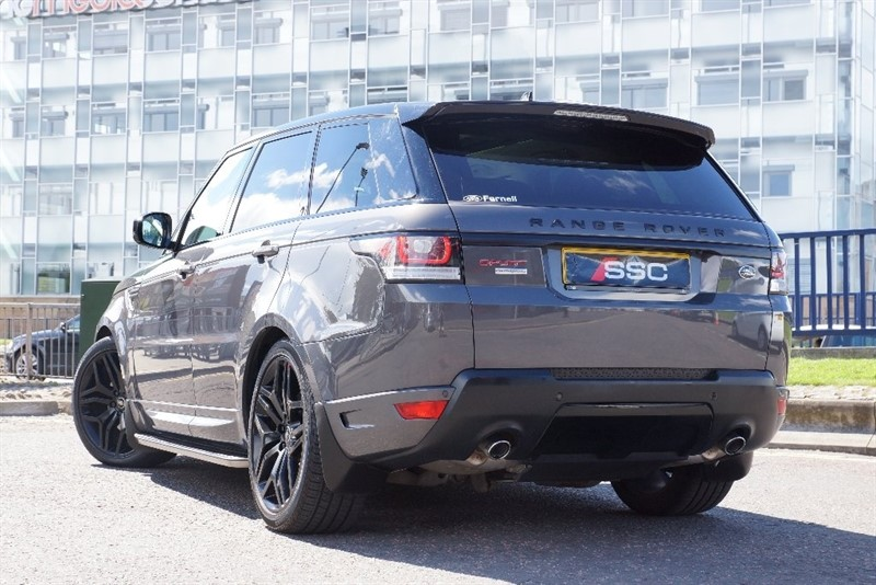 Used Grey Land Rover Range Rover Sport For Sale West Yorkshire