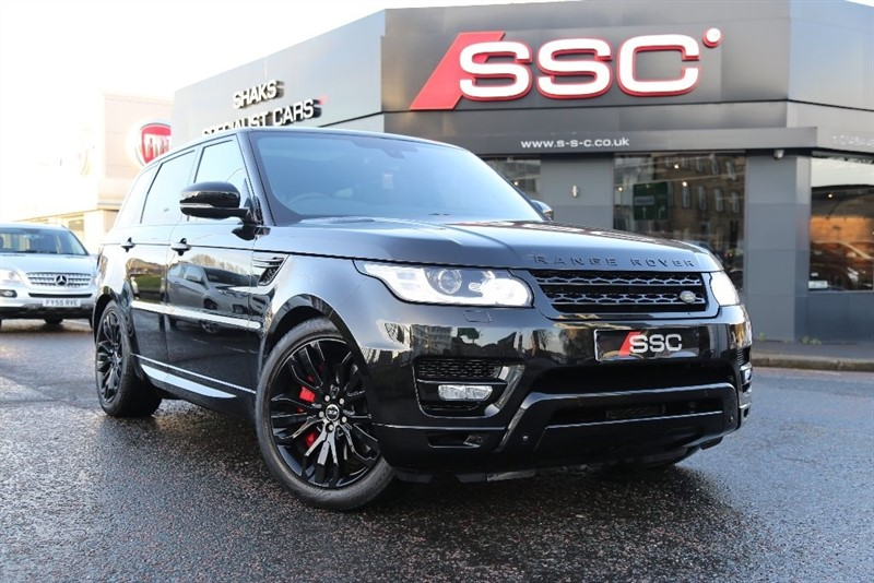 used Land Rover Range Rover Sport SD V6 HSE Dynamic 4X4 (s/s) 5dr in yorkshire