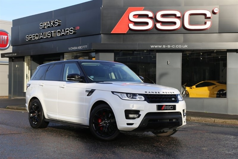 used Land Rover Range Rover Sport SD V6 Autobiography Dynamic 4X4 (s/s) 5dr in huddersfield-west-yorkshire