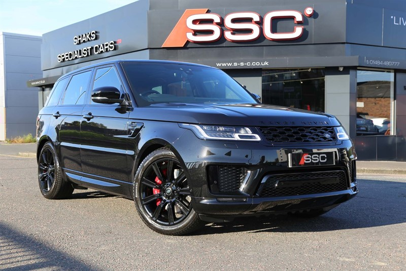 used Land Rover Range Rover Sport P400e 13.1kWh HSE Dynamic Auto 4WD (s/s) in huddersfield-west-yorkshire