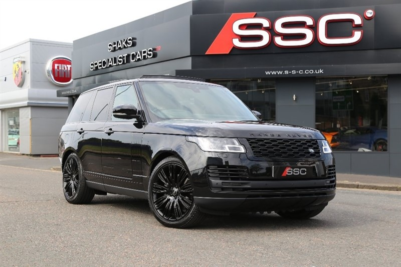 used Land Rover Range Rover SD V8 Autobiography 4X4 (s/s) 5dr in yorkshire