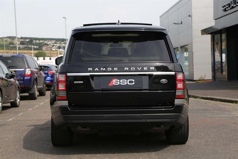 Used Black Land Rover Range Rover For Sale West Yorkshire
