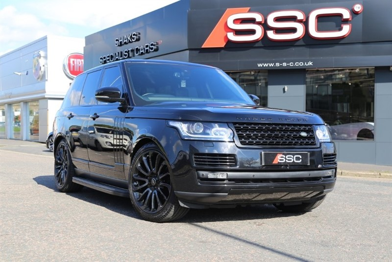 used Land Rover Range Rover TD V6 Vogue 4X4 (s/s) 5dr in huddersfield-west-yorkshire
