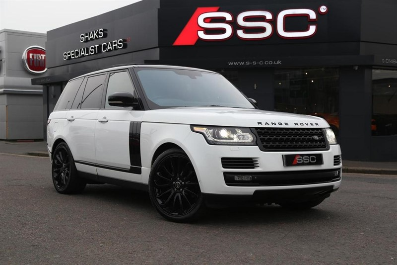 used Land Rover Range Rover TD V6 Autobiography 4X4 (s/s) 5dr in huddersfield-west-yorkshire