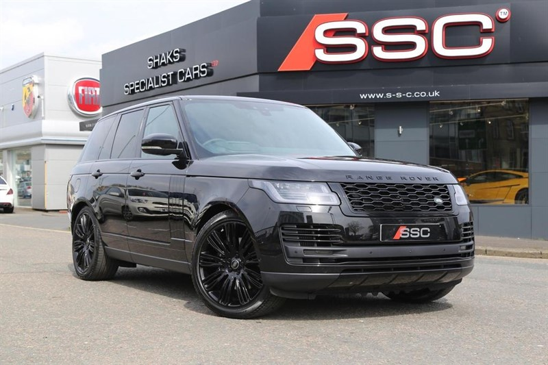 used Land Rover Range Rover SD V8 Autobiography 4X4 (s/s) 5dr in huddersfield-west-yorkshire