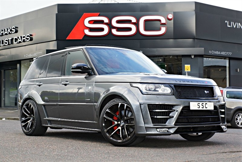 used Land Rover Range Rover 4.4 SD V8 Autobiography Station Wagon 4x4 5dr (start/stop) in yorkshire