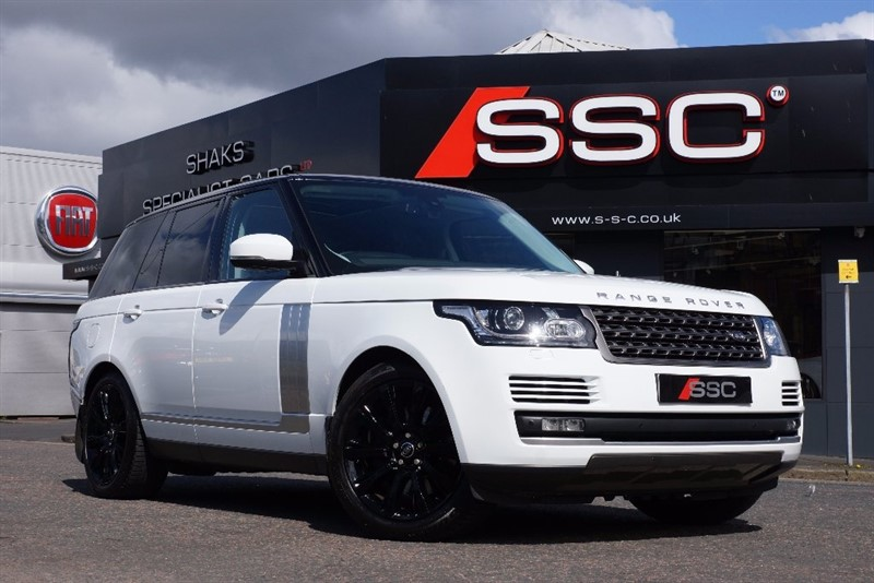 used Land Rover Range Rover TD V6 Vogue 4x4 5dr (start/stop) in yorkshire