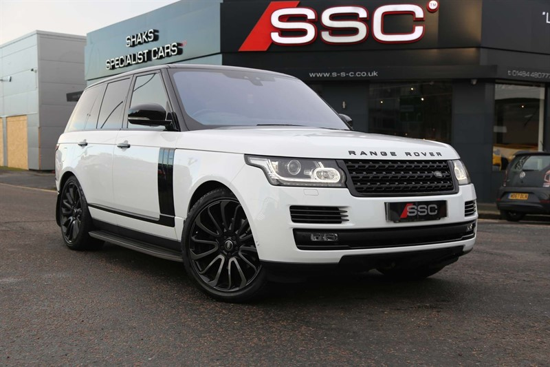 used Land Rover Range Rover TD V6 Vogue Auto 4WD (s/s) 5dr in huddersfield-west-yorkshire