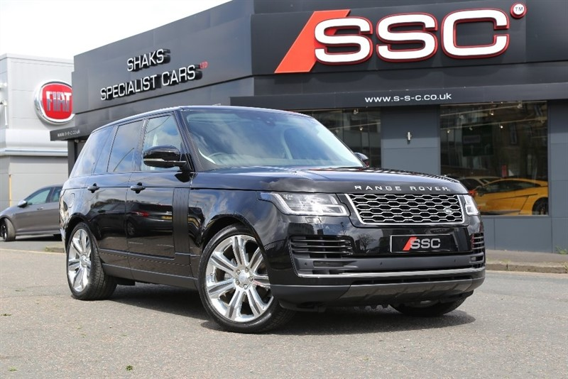 used Land Rover Range Rover TD V6 Vogue 4X4 (s/s) 5dr in yorkshire