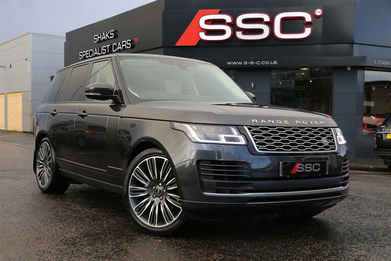 used Land Rover Range Rover V6 Vogue Auto 4WD (s/s) in huddersfield-west-yorkshire