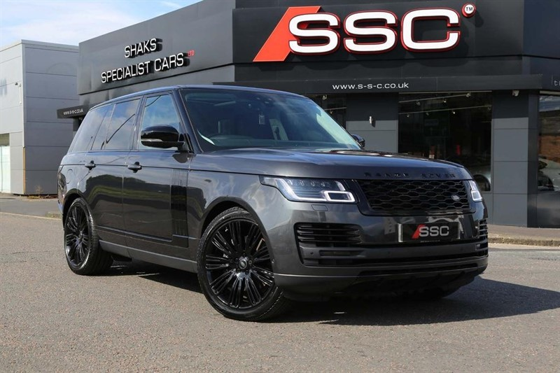 used Land Rover Range Rover SD V8 Autobiography Auto 4WD (s/s) 5dr in huddersfield-west-yorkshire