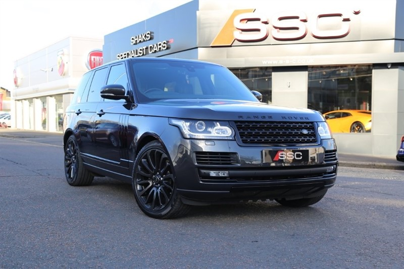 used Land Rover Range Rover TD V6 Vogue SE 4X4 (s/s) 5dr in huddersfield-west-yorkshire