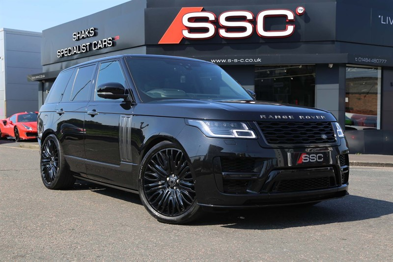 used Land Rover Range Rover P565 V8 SV Autobiography Dynamic Auto 4WD (s/s) in huddersfield-west-yorkshire